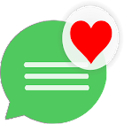 Love quotes and messages icon