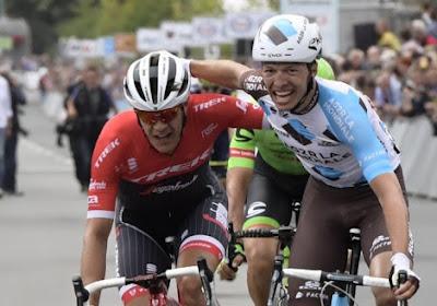 Oliver Naesen, de Belgische kampioen die het door iederéén gegund werd