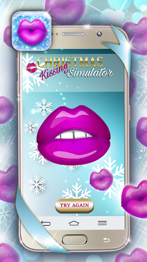 Christmas Kissing Simulator