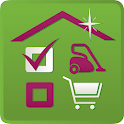 Household Guide: Cleaning Plan icon