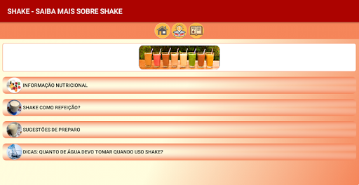i-Shake - Receitas com Shake screenshot 7
