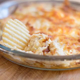 Cheesy Baked Onion Dip