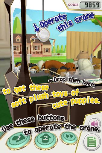 Claw Crane Puppies apktram screenshots 18