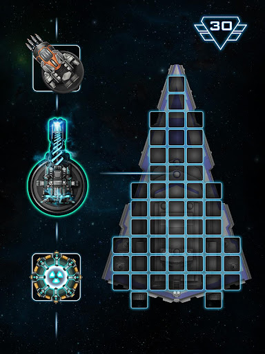 Space Arena: Build a spaceship & fight apkdebit screenshots 10