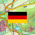 German Topo Maps icon