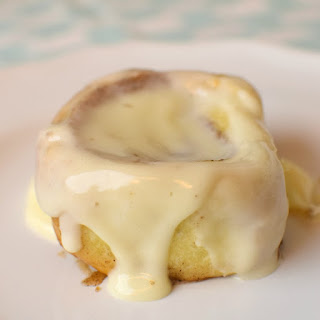 Cinnamon Rolls From Scratch Recipe