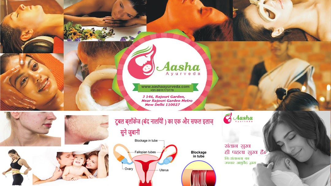 Aasha Ayurvedic Centre in Rajouri Garden - Ayurvedic Clinic in Delhi