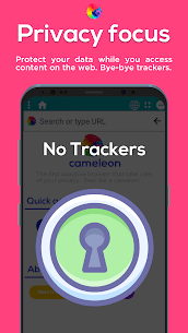 Cameleon – Privacy AdBlock and Float Browser 🦎 App Download For Android 1