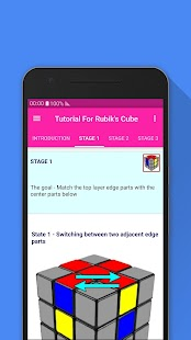 Tutorial For Rubik's Cube - náhled
