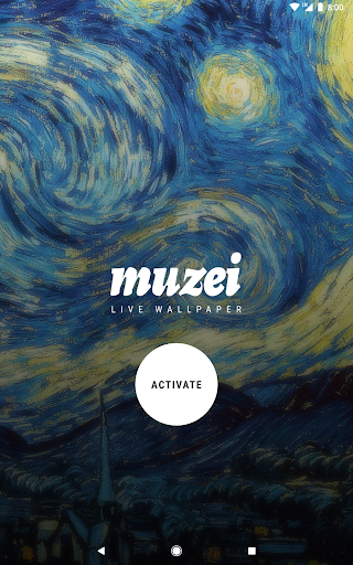 Muzei Live Wallpaper screenshot 22