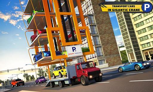 Multi Car Parking Mania: Smart Crane Driving Games 1.1 screenshots 4