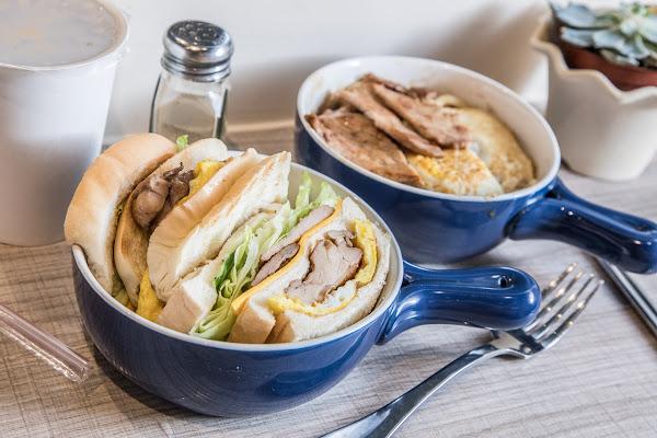 喬妹碳烤吐司舖-桃園民生店