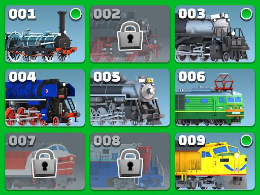 Télécharger Train Collector: Idle Tycoon mod apk screenshots 3