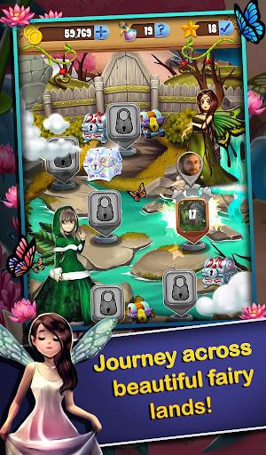 Bubble Pop Journey: Fairy King Quest modavailable screenshots 2