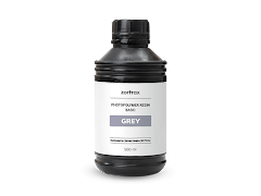 Zortrax Inkspire Grey Photopolymer Resin - BASIC - 500ml