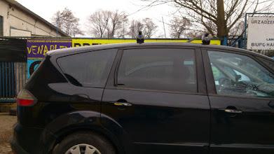Photo: Ford S-MAX przyciemnianie szyb z atestem i gwarancją
