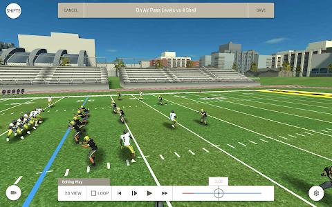GoArmy Edge Football screenshot 1