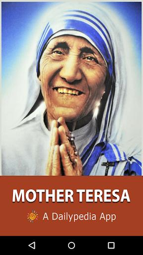 Mother Teresa Daily