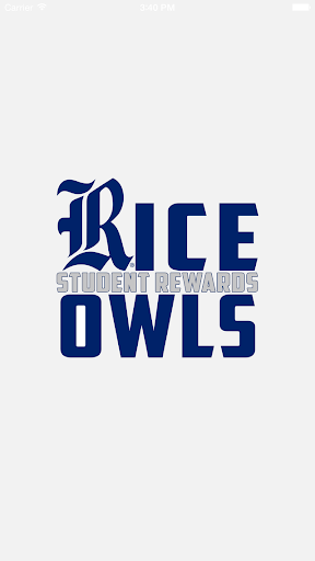 Rice Owls Rewards