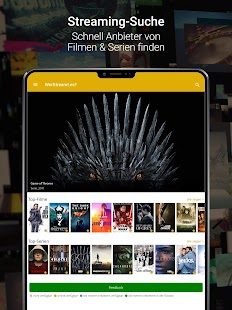 WerStreamt.es? ? Filme & Serien Screenshot