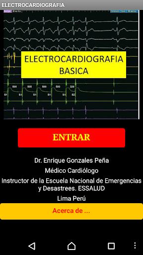 ELECTROCARDIOGRAFu00cdA Bu00c1SICA 1.0 Apk for Android 1