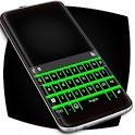 Neon Green Keyboard icon