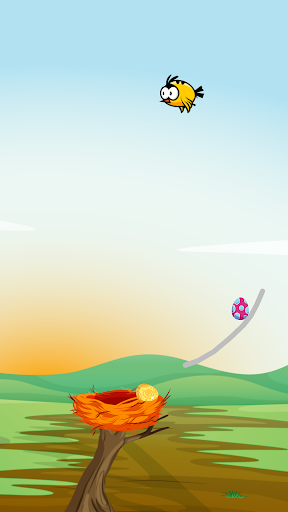 Egg Catcher- Save Egg before Egg Crush - Egg Games screenshot 1