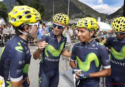 """Movistar vol vertrouwen na zege Izagirre: """"Goed signaal"""" & """"Zondag mag Quintana zijn kans gaan"""""""