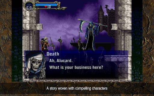 Castlevania: Symphony of the Night apktram screenshots 13