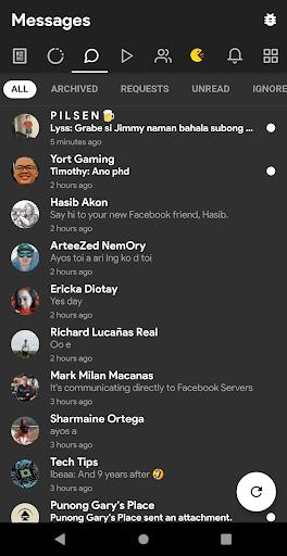 NoSeen for Facebook Messenger - Unseen screenshots 4
