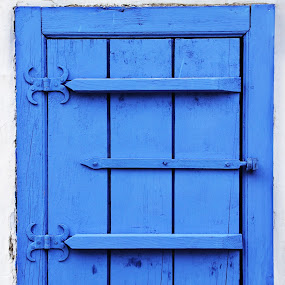 Old blue by Alin Gavriluta - Buildings & Architecture Public & Historical (  )