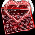 Luminous Heart Keyboard Theme