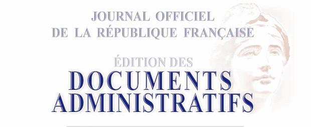 Papiers d'identités officiels
