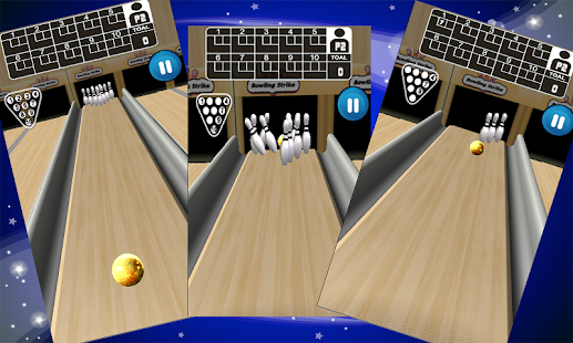Master Bowling Strike 3D - náhled