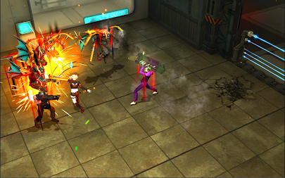 DC: UNCHAINED APK screenshot thumbnail 23