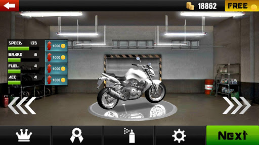 Traffic Moto 3D 1.6 Screenshots 2