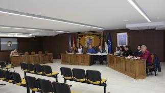 El Partido Popular decidió abandonar el Pleno del 27 de febrero en el que se aprobó sacar a la licitación el agua.