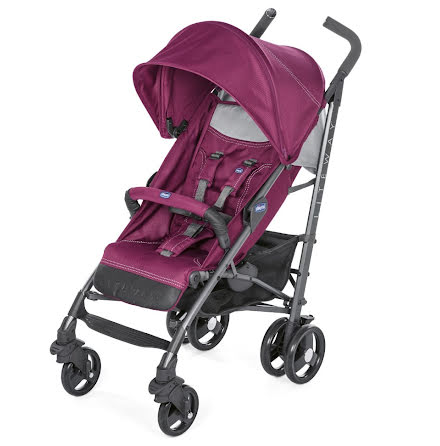 Chicco Liteway 3, Red Plum