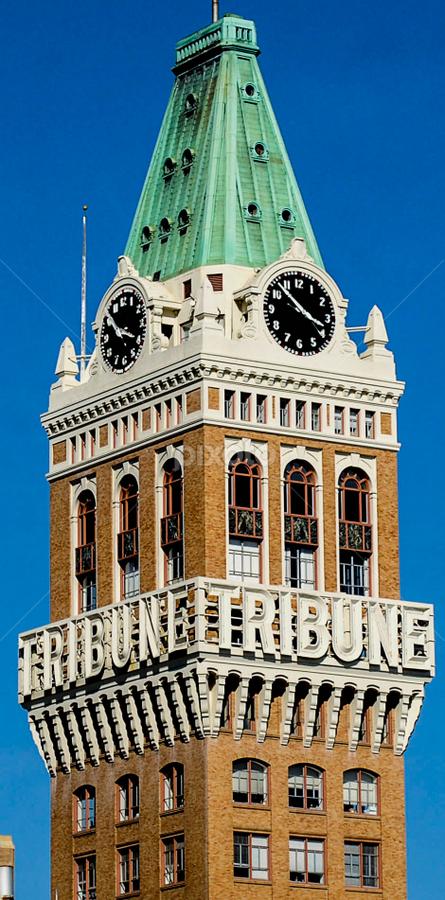 Oakland Tribune Tower | Office Buildings & Hotels