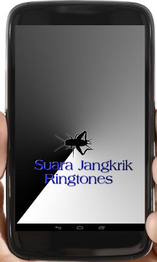 Suara Jangkrik Ringtone screenshot