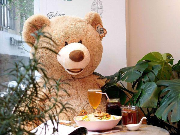 可愛又美味的早午餐三明治來啦!!套餐飲料無限續杯!!EAT PLUS 玩食家