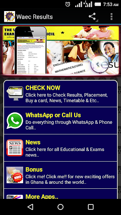 Page 6 : Best android apps for waec - AndroidMeta
