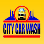 City Car Wash Icon