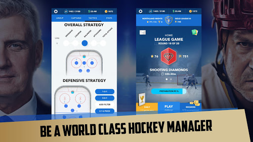 World Hockey Manager 2.4.0.1 screenshots 1