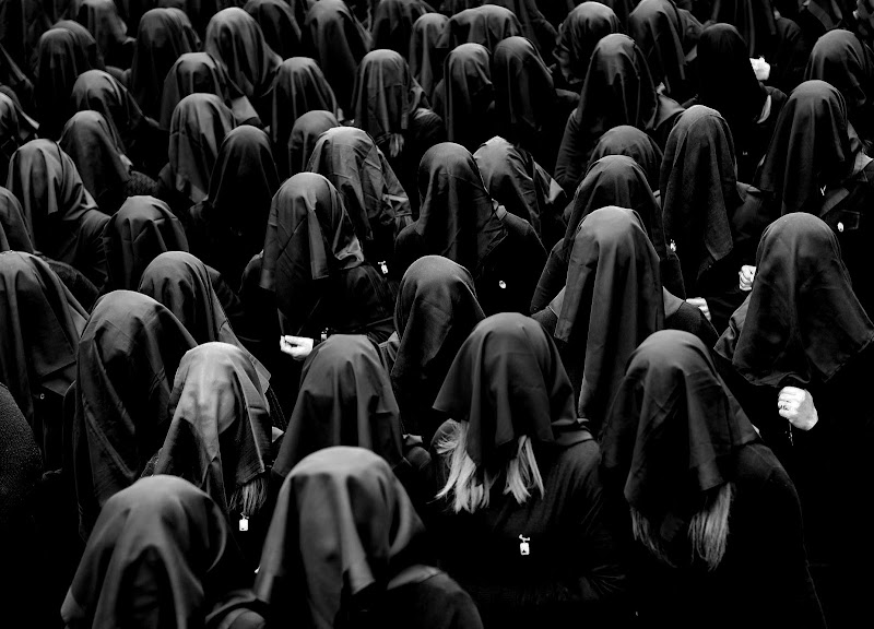Desolate in nero di Diana Cimino Cocco