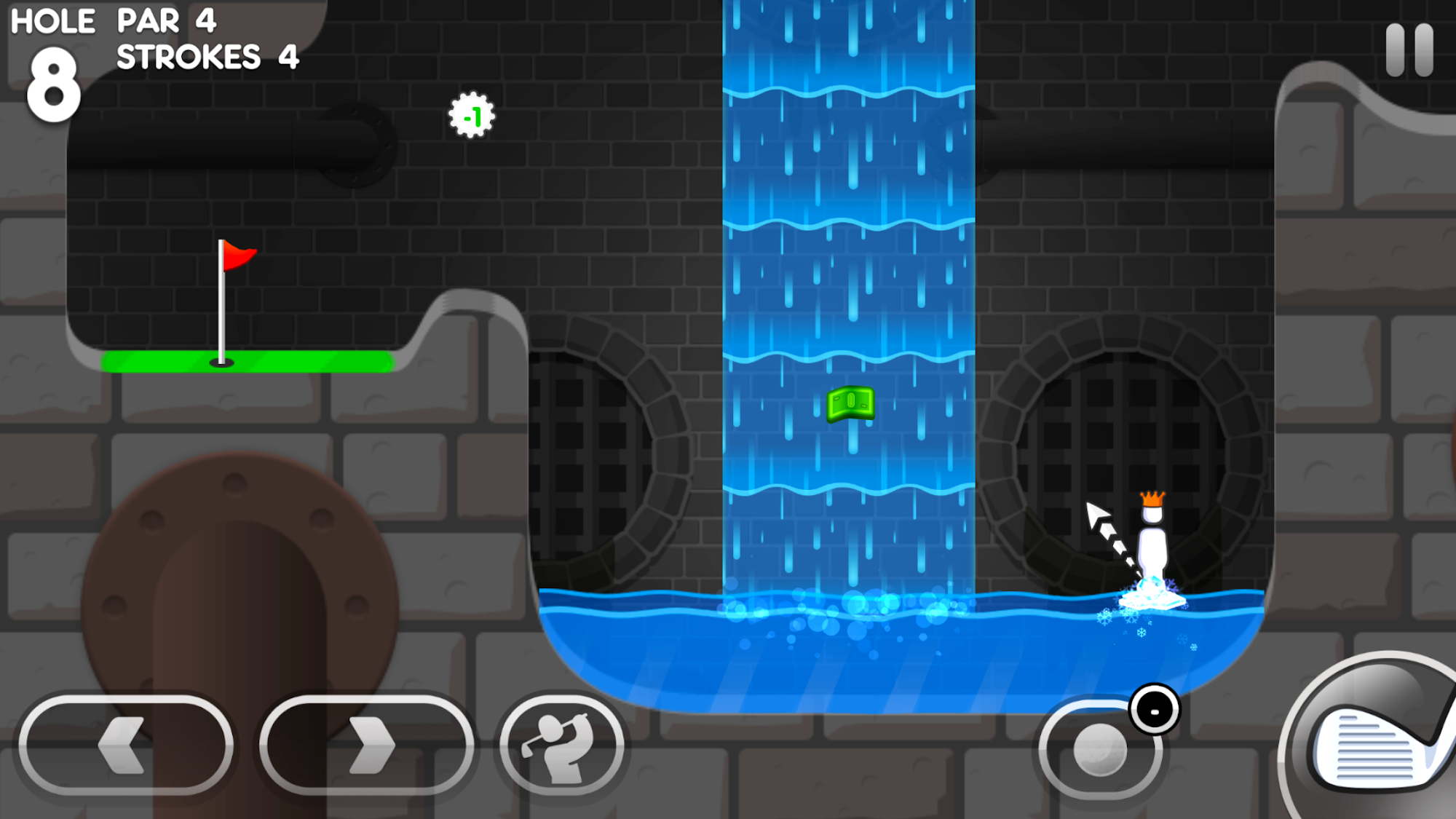 Super Stickman Golf 3 screenshot #9