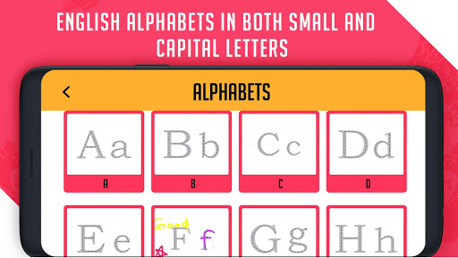 Coloring & Learning: Characters, Alphabets, Digits android2mod screenshots 5