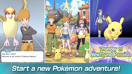 Pokémon Masters 1.12.0