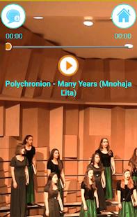Catholic Choir Chant (Byzantine-Slovakia) Offline - náhled