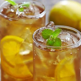 Perfect Homemade Iced Tea.